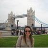 Andressa Fabiana Favaro – Inglaterra – Londres